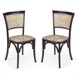 Dining Cane Side Chair (Set Of 2)
