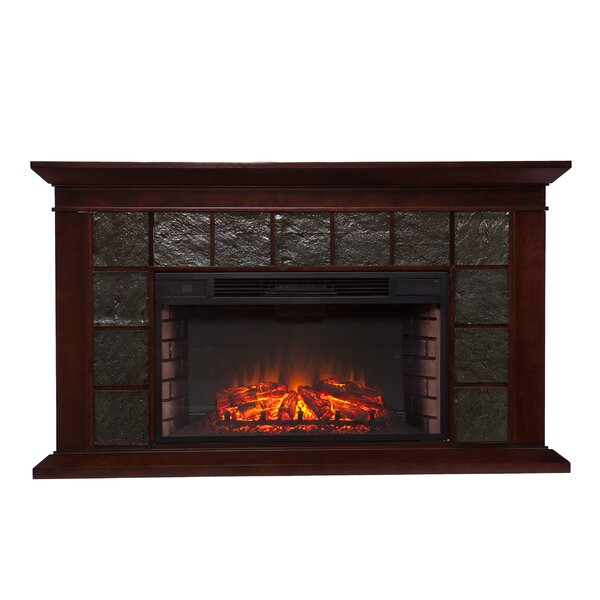 Newport Electric Fireplace by Wildon Home ®