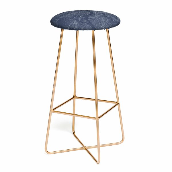 Natalie Baca Jean Baby 28 Bar Stool by East Urban Home