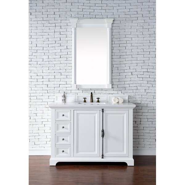 Ogallala 48 Single Cottage Bathroom Vanity Set by Greyleigh