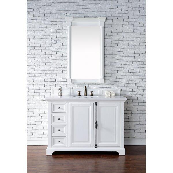 Ogallala 48 Single Cottage Bathroom Vanity Set by Greyleigh
