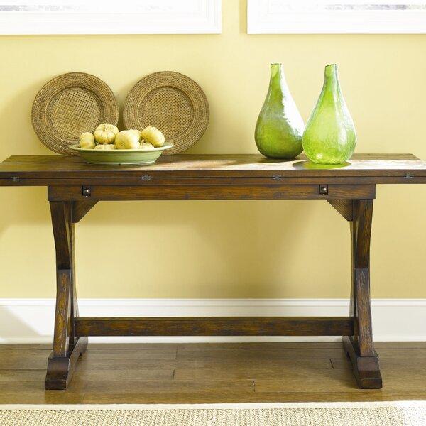Calana Console Table by Gracie Oaks Gracie Oaks