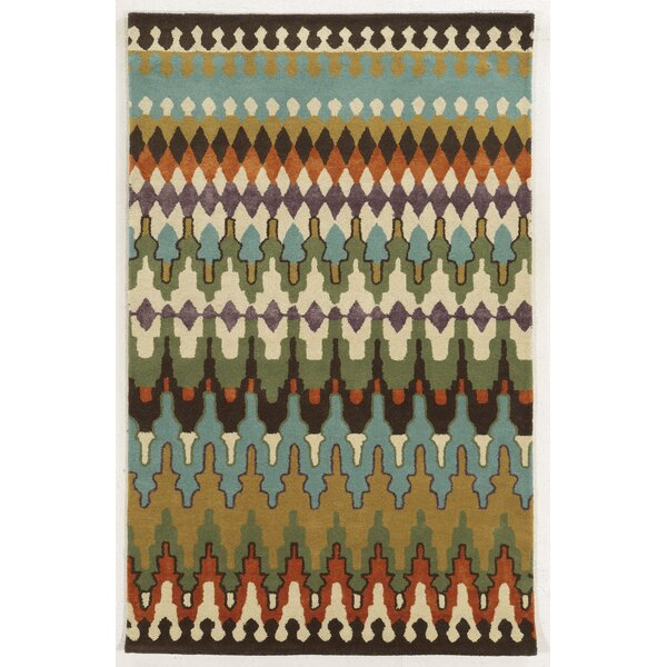 Algiers Hand-Tufted Area Rug by Meridian Rugmakers