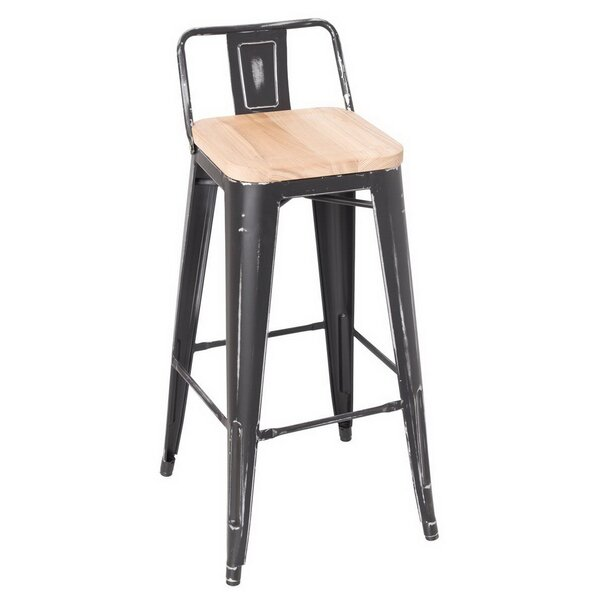 Annora 30 Bar Stool (Set of 2) by 17 Stories