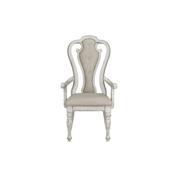 Niobrara Upholstered Dining Chair (Set of 2) by Ophelia & Co.