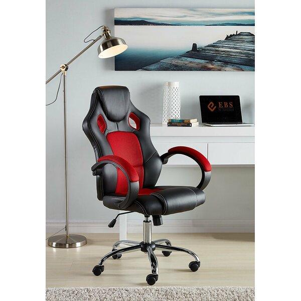 Dacus High-Back Mesh Gaming Chair by Orren Ellis