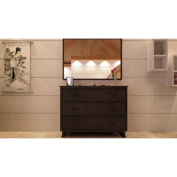 Hadleigh 3-Drawer Dresser by Corrigan Studio