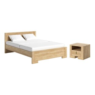 Terrell Queen Platform Configurable Bedroom Set