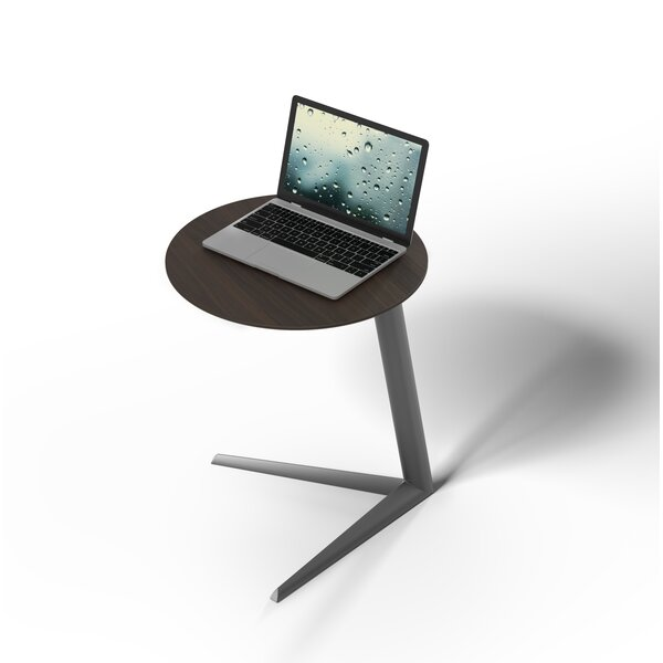 Milo Laptop End Table by BDI