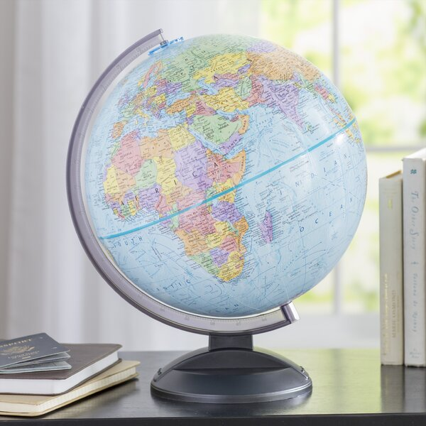 Traveler Globe by Red Barrel Studio
