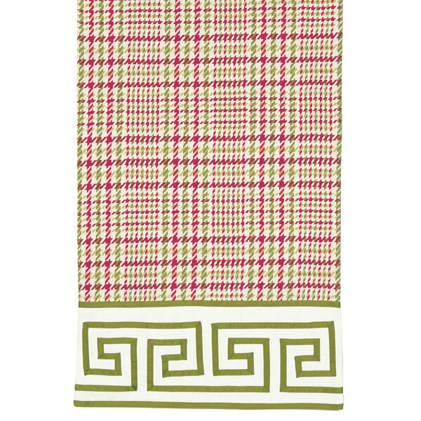 Portia Blight Rose Table Runner by Eastern Accents