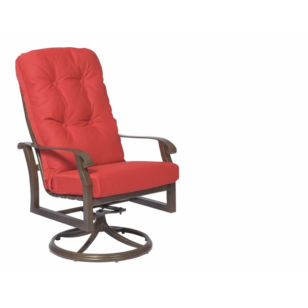 Cortland High Back Rocking Chair by Woodard