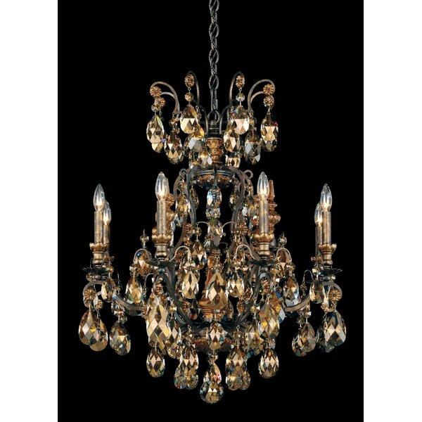 Renaissance 8-Light Chandelier by Schonbek