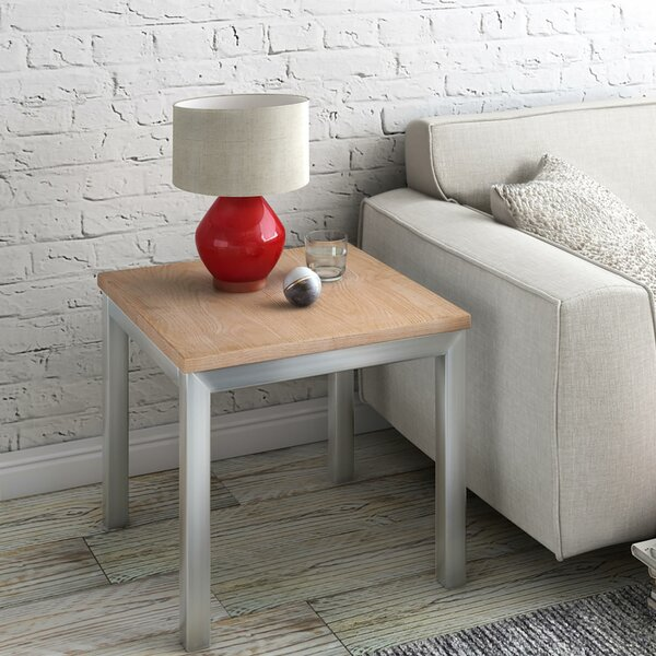 Daria End Table by Mercury Row