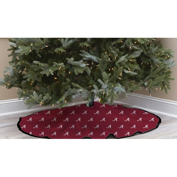 NCAA Christmas Tree Skirt by Pegasus Sports