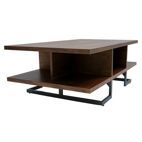 Culver Open Concept Coffee Table by Brayden Studio