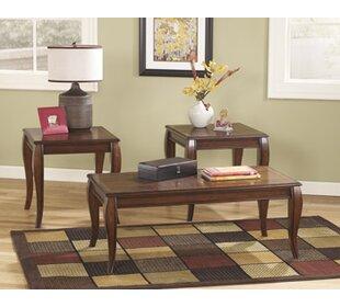 Corrie 3 Piece Coffee Table Set & Coffee Table Sets You\u0027ll Love | Wayfair