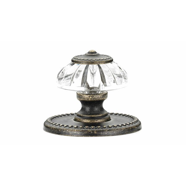 Crystal Acrylic Knob by Richelieu