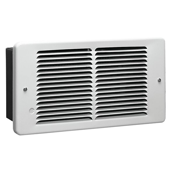 Electric Fan Wall Mounted Heater By King Electric