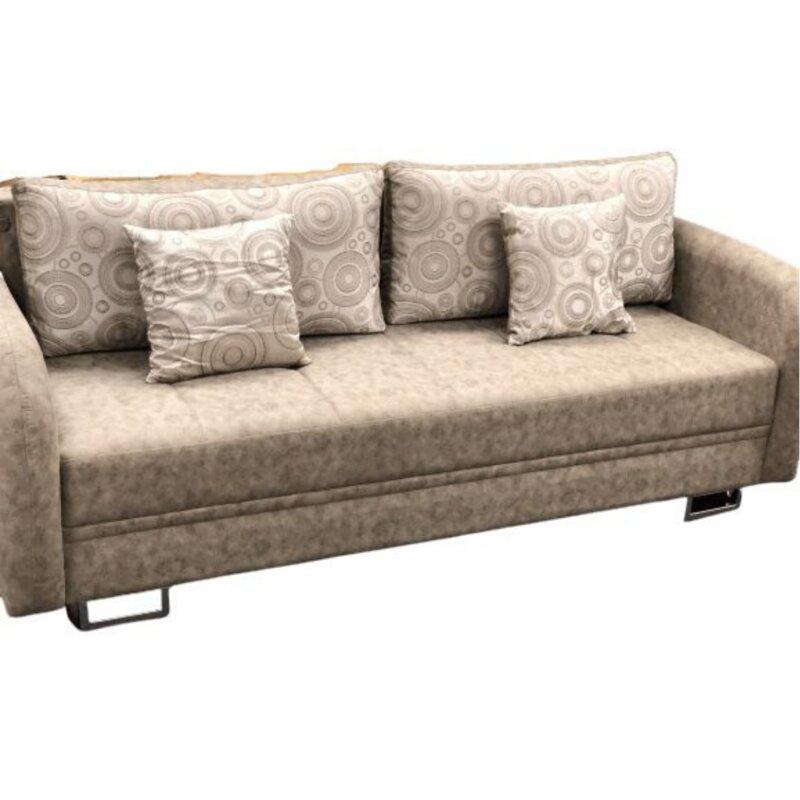 Wrought Studio Yinka Chenille Sofa Bed