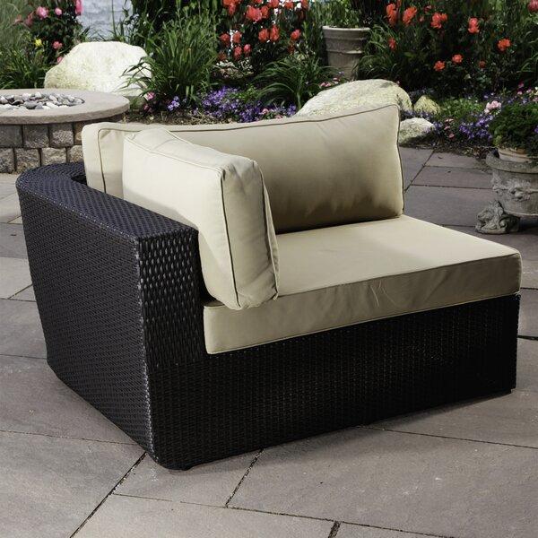 Malta Corner Chair with Cushions by Madbury Road