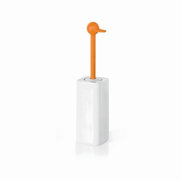 Complements Skoati Free Standing Toilet Brush and Holder by WS Bath CollectionsComplements Skoati Free Standing Toilet Brush and Holder by WS Bath Collections