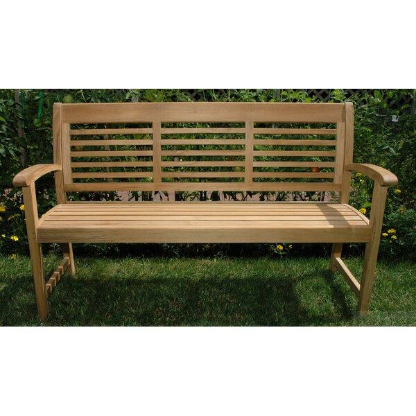 Teak Westerly Garden Bench by Regal Teak