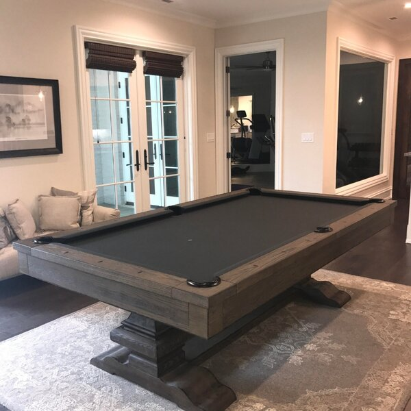 Beaumont Slate Pool Table by Plank & Hide Plank & Hide