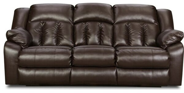 Houle Reclining Sofa by Simmons Upholstery by Darby Home Co