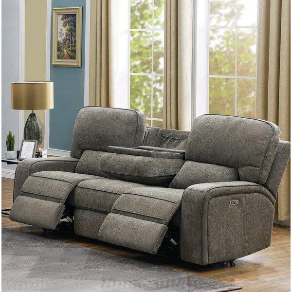 Leona Reclining Sofa By Red Barrel Studio