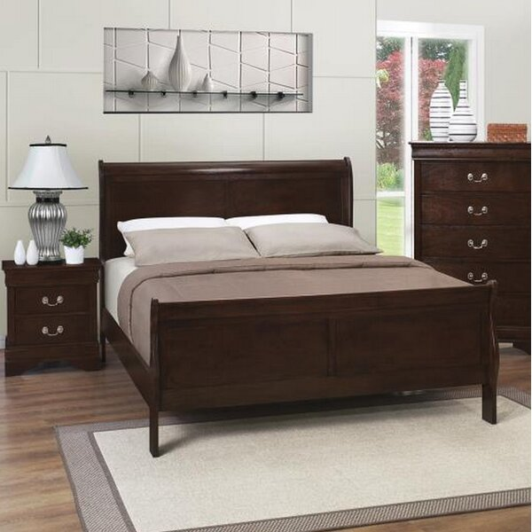 Rayna Full/Double Standard Configurable Bedroom Set By Charlton Home by Charlton Home Modern