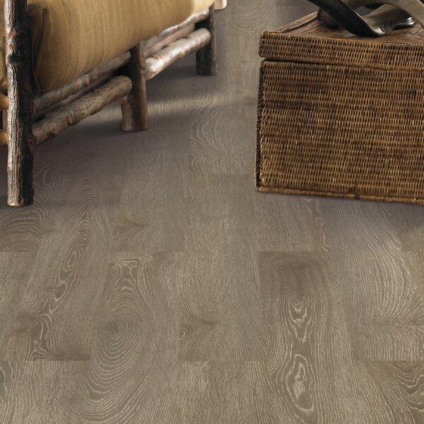 Windlands 6 x 48 x 1.8mm Luxury Vinyl Plank in Silver Shadow by Mohawk Flooring