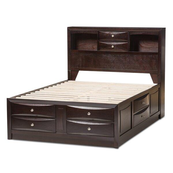Petrick Storage Platform Bed by Latitude Run