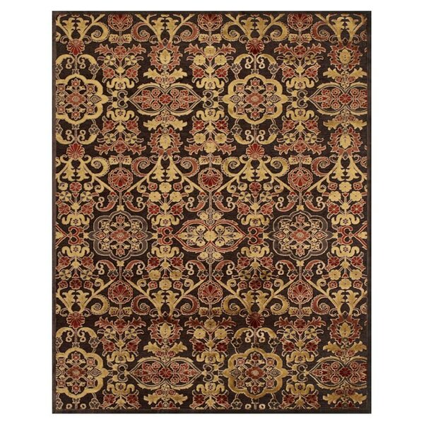 Dunadry Brown Area Rug by Astoria Grand