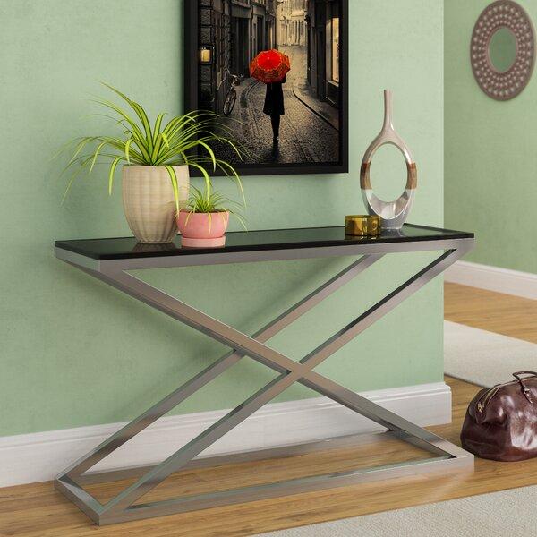 Aditya Console Table By Wade Logan