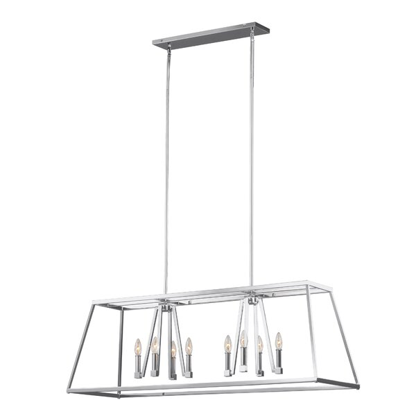 Hanley 8-Light Kitchen Island Pendant by Darby Home Co