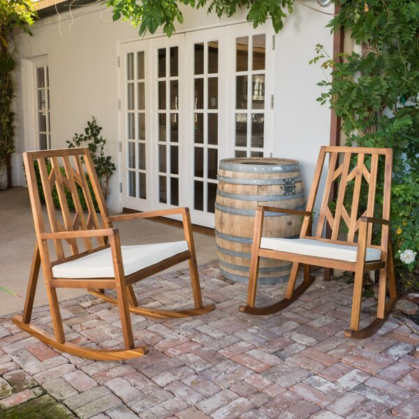 Himrod Rocking Chair (Set of 2) by Brayden Studio