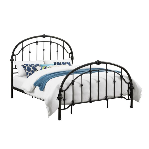 Mccully Queen Standard Bed By Alcott Hill