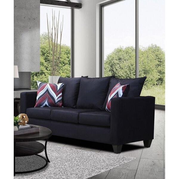Aizlynn 73'' Square Arm Sofa By Latitude Run