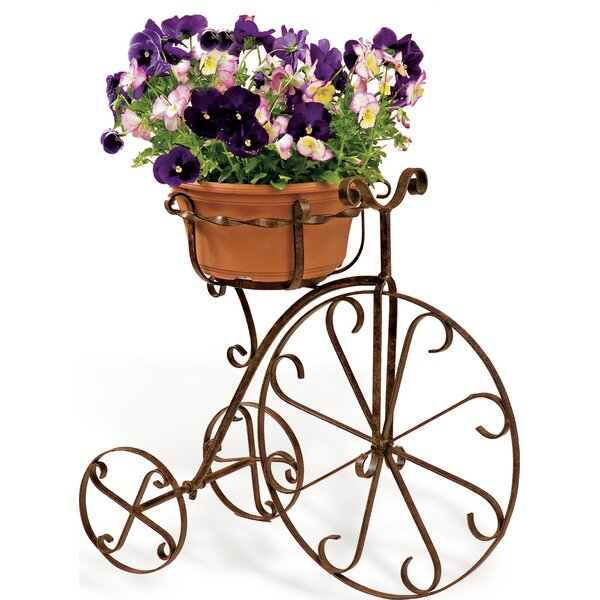 Bicycle Plant Stand by Deer Park Ironworks