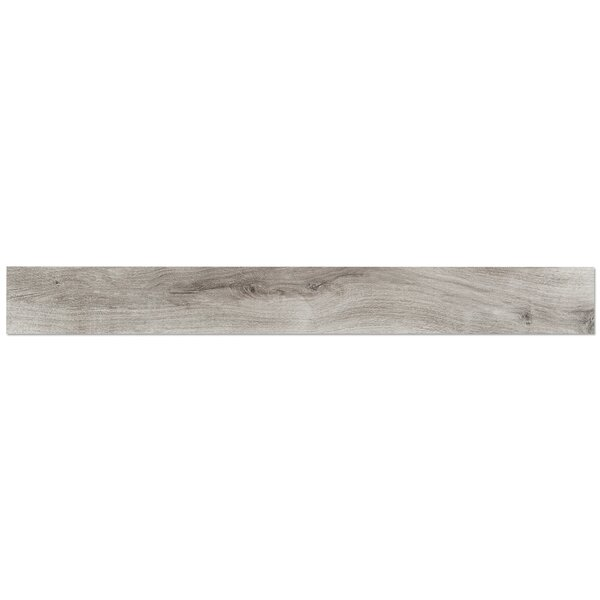 8 x 67 Porcelain Field Tile in Balsam Gray by Urban Forest