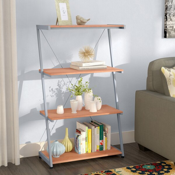 Beene Ladder Bookcase By Latitude Run