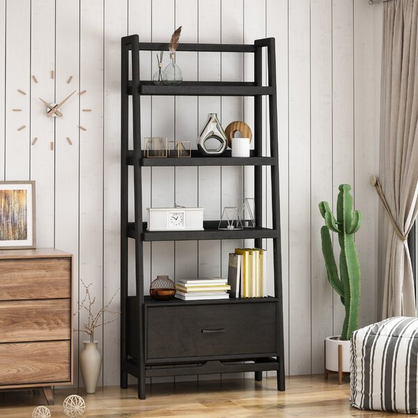 Eliason Etagere Bookcase by Latitude Run