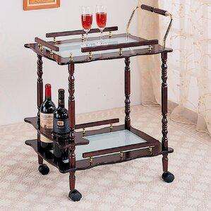 Offerman Bar Cart by Astoria Grand