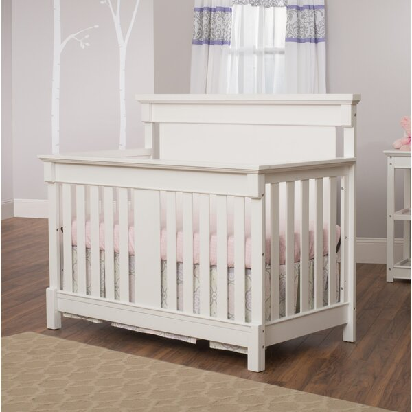 Bradford Lifetime 4-in-1 Convertible Crib by Child Craft