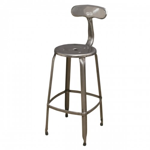 Vitya 30 Bar Stool (Set of 4) by 17 Stories