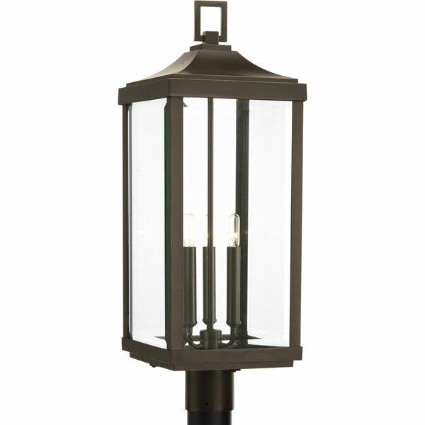 Kinlaw 3-Light Lantern Head by Alcott Hill