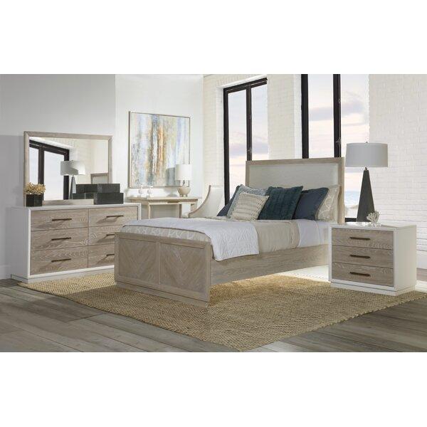 Boca Grande Upholstered Standard Bed by Foundry Select