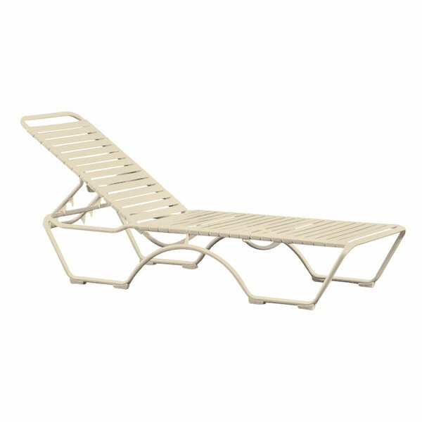 Kahana Reclining Chaise Lounge by Tropitone