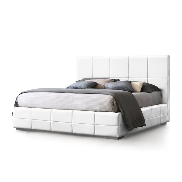 Ohatchee Upholstered Platform Bed by Orren Ellis